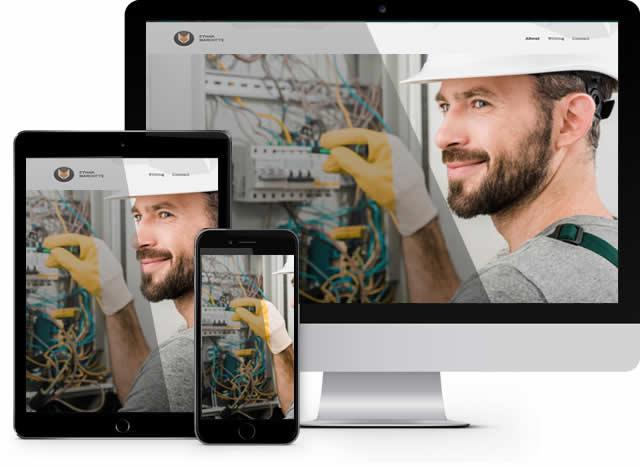 <b>Agenzia Realizzazione Siti Web Parco De Medici</b> Elettricista Parco De Medici