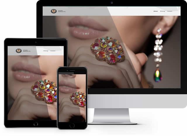 <b>Realizzazione Siti Internet Roma</b> Gioielleria Roma