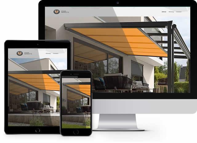 <b>Agenzia Realizzazione Siti Web Colonna</b> Installatori Tende da sole Colonna