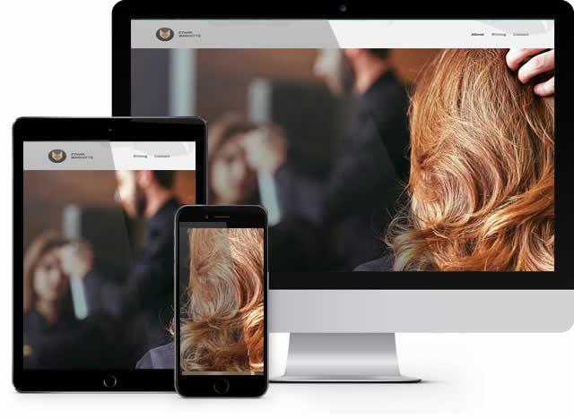 <b>Realizzazione Siti Internet Roma</b> Parrucchiera Roma