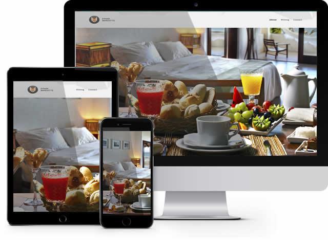 Preventivo Sito InternetPer Bed and Breakfast Roma