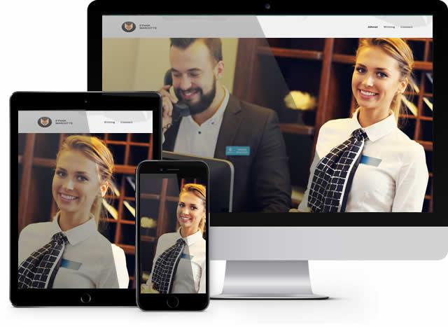 <b>Realizzazione Siti Internet Gardenie</b> per Alberghi e Hotel Roma