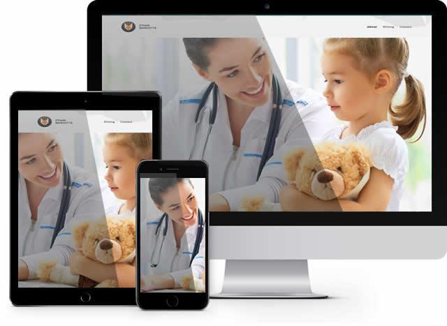 Realizzazione Siti Pediatra Tor Carbone